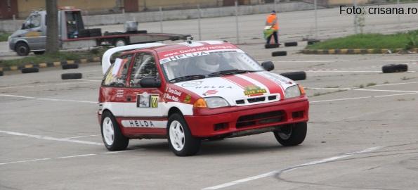În weekend, avem Rally Sprint la Oradea!