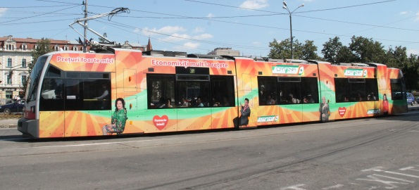 Siemens versus Catena. Tramvaiele din Oradea arată ca o glumă proastă!