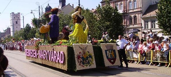 Florile vor invada, din nou, Oradea!