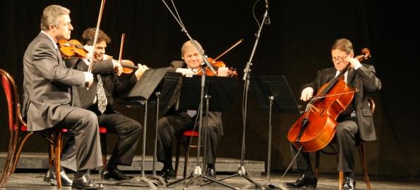 Cvartetul Transilvan va cânta la Oradea pentru copiii de la Municipal