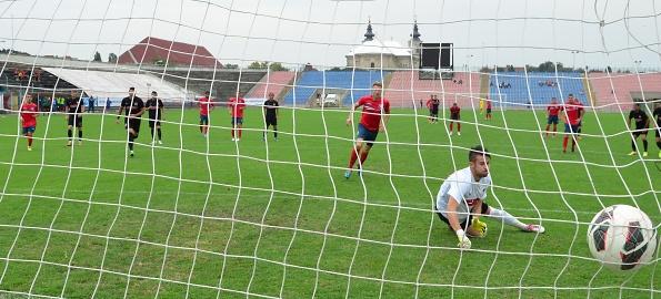 De râsul curcilor! FC Bihor nu a fost în stare să bată acasă nici măcar o nou-promovată în Liga a II-a