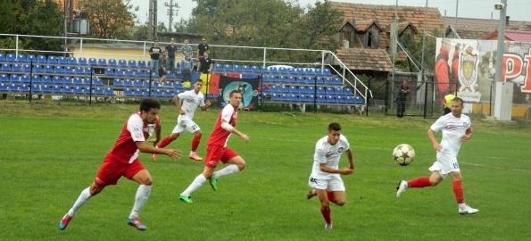 Fc Bihor a scos doar un punct, la Arad, cu Șoimii Pâncota!