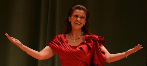Felicia Filip cântă pe 12 noiembrie, la Oradea, într-un concert caritabil!