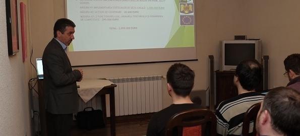 Seminar la Remeți. Poarta Transilvaniei a adus proiecte de peste trei milioane de euro în 7 comune!