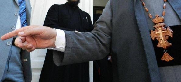 Speranța Banatului ortodox stă într-un om DIN Bihor. Nu DE Bihor.