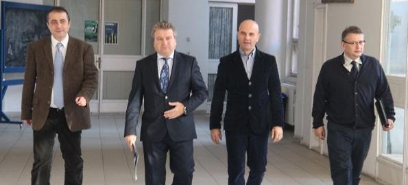 Eugen Macocian, propus în locul lui Sorin Şipoş, prorector al Universităţii din Oradea