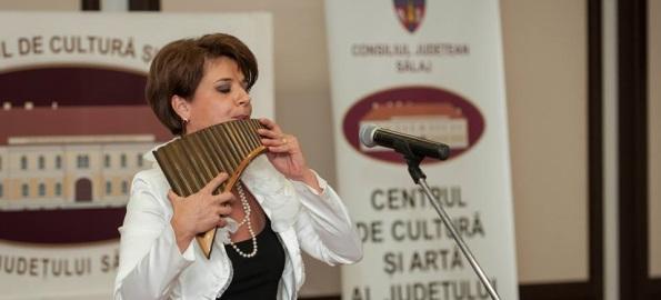Oana Lianu a revenit la Şcoala Populară de Arte din Zalău, cu un café-concert inedit!