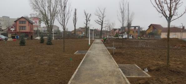 RDS&RCS a sponsorizat cu 45.000 de euro construirea unui parc în Oradea!