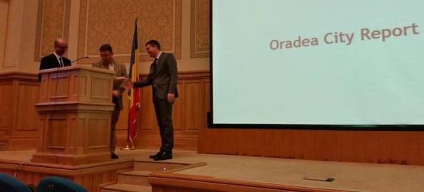 Oradea City Report, cea mai bună aplicație din România în 2014!