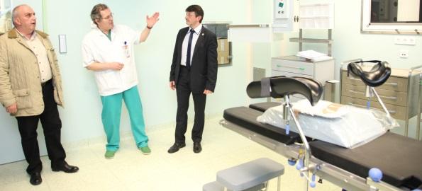 În prag de sărbători. Bloc operator de 2,8 milioane de euro inaugurat la Spitalul Municipal din Oradea!