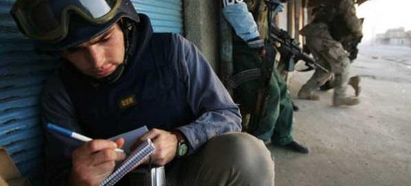 Jurnalism plătit cu sânge. 66 de ziarişti ucişi şi 119 răpiţi în 2014!