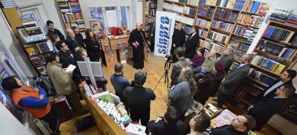 Lansare de carte la Librăria Gutenberg. În memoria fostului mitropolit al Banatului, Nicolae Corneanu