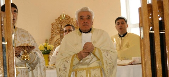PĂSTORUL Țurcaș, la 75 de ani