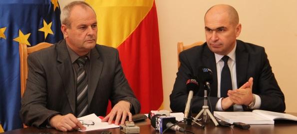 Oradea şi Sînmartin vor să fuzioneze pentru prosperitate!