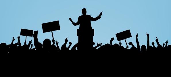 Interesul bihorenilor pentru politicienii locali este tot mai scăzut pe on-line!