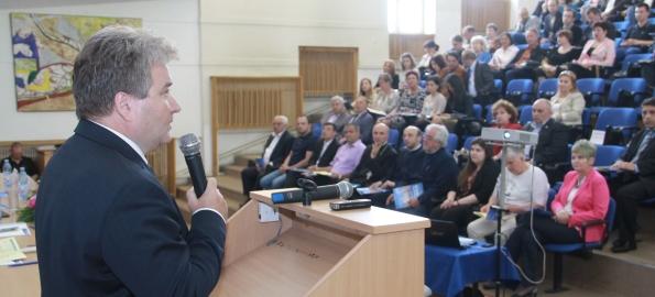 A început Săptămâna Ştiinţifică la Universitatea din Oradea!
