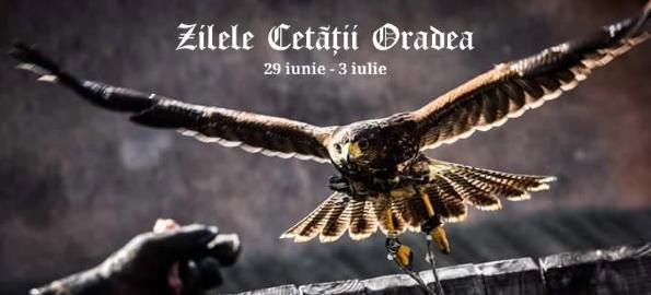 Cetatea Oradea îmbracă din nou straie medievale. Încep Zilele Cetăţii!