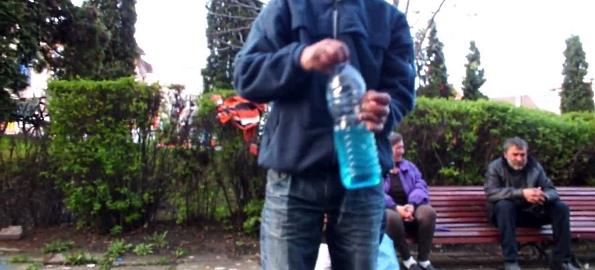 """Băutul, sport naţional în Bihor. Un """"intoxicat"""" pe zi la Judeţean!"""