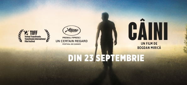 """Premiat la Cannes și la TIFF. """"Câini"""" – din 23 septembrie în cinematografe!"""