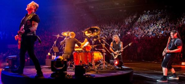 VIDEO Metallica lansează un nou album, al 10-lea, pe 18 noiembrie!