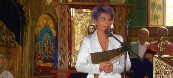 """Lansare de carte cu recital Oana Lianu: """"Oameni și obiceiuri din satele comunei Borod""""!"""