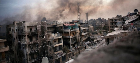 Atac chimic cinic în Siria. După ce au gazat 72 de oameni, au bombardat și spitalele ca să-și acopere urmele!