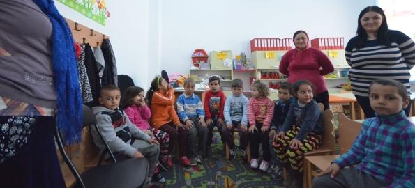 Copiii din casa unde concediile paternale se leagă ca țigara de la țigară