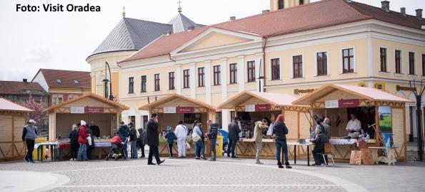 A început prima ediție a Târgului de Paște din Oradea!