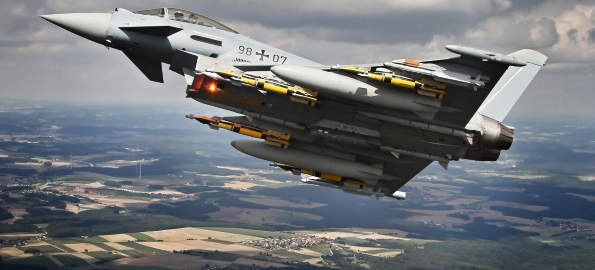 Europa va avea un avion comun de vânătoare!