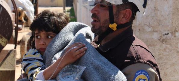 Raport oficial ONU: Armata Siriană (aliata Rusiei) a gazat femei și copii la Khan Sheikhun!