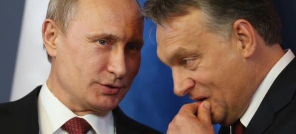 Ungaria face propagandă pe modelul Putin, în Europa!
