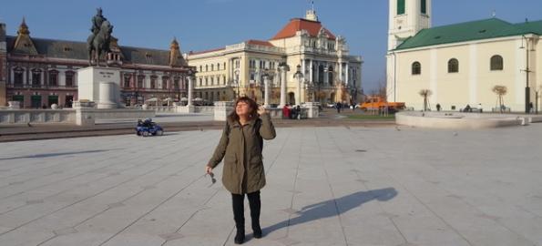 """Scriitoarea Doina Ruști, despre vizita la Oradea: """"De multă vreme n-am mai fost atât de fericită!"""""""