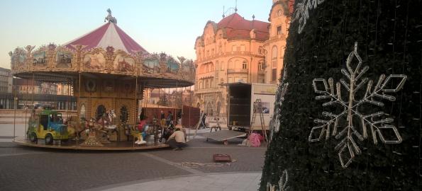 Totul despre Târgul de Crăciun 2017 din Oradea! (PROGRAM)