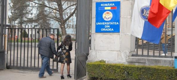 Universitatea din Oradea: locul 2.380 în lume, 803 în Europa și 16 în România!
