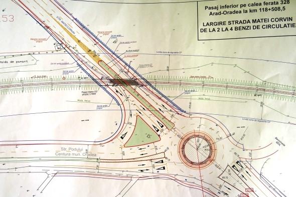 Proiecte pe infrastructură  Drum nou de la Rulikowski spre