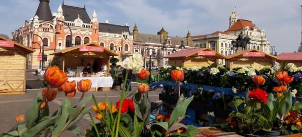 Târgul de Paști 2019 se va desfășura în Cetatea Oradea
