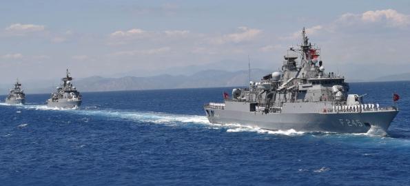 Turcia, pe model Putin. Exerciții la intimidare în Marea Neagră!