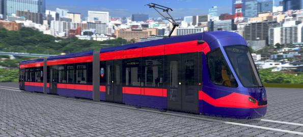 Așa arată tramvaiele care vor circula în Oradea, din toamnă! (foto)