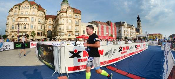 Ediție jubiliară X-Man, la Oradea. 400 de sportivi vor înota, alerga și pedala 226 de km!
