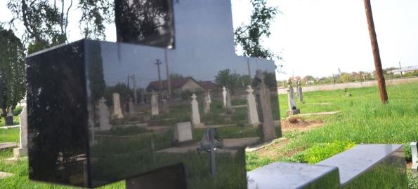 Despre țâfrul unui cimitir ce se duce