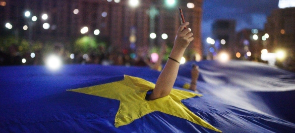 Românii cred în Uniunea Europeană