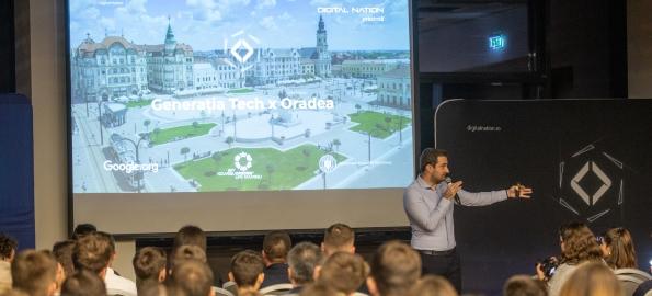 Generația Tech Oradea i-a reunit pe cei care construiesc local mișcarea de digitalizare!