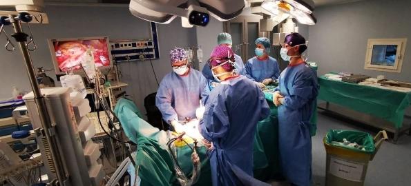 Realizări deosebite în chirurgia cardiovasculară din vestul țării